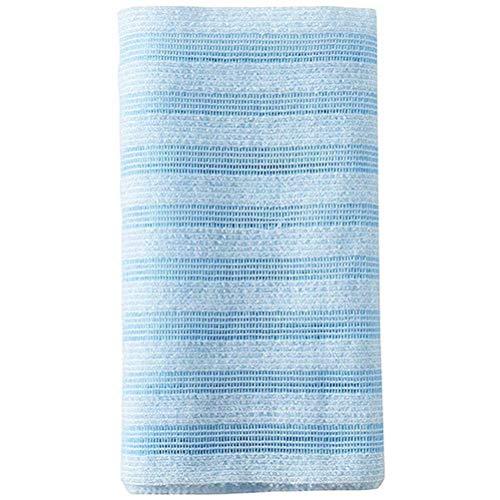 Loofah Esponja para la espalda, toallas de baño exfoliantes largas estilo japonés masajeando espalda Scrubber toalla de ducha para hombres y mujeres