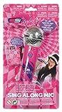 Ssonic Sing a Long Mic, Pink MICROFONO 44424