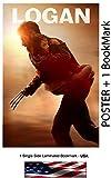 Logan (2017) - Movie Poster, Size: 24 x 36 : Hugh Jackman (Wolverine 3)