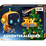 CRAZE Premium Adviento Toy Club 2019 Calendario de Juguetes para niños para Navidad 20289, coloré