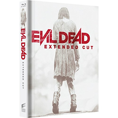 Evil Dead - Limited Extended Mediabook Edition (5 Min länger Deutsch Ton) - Blu-ray