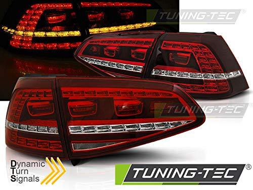 Achterlichten V Golf 7 2013-2017 LED Dynamic Look GTI LDV.I6