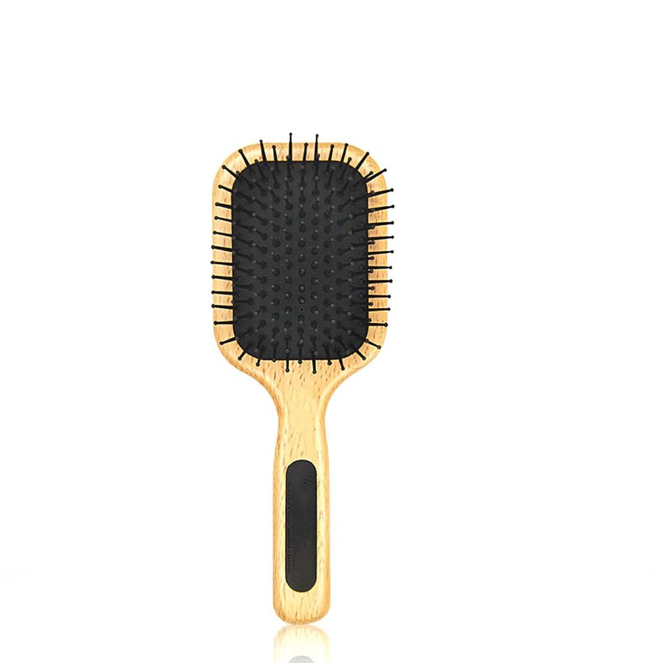 扱いやすい機知に富んだアライアンスヘアバッグ、帯電防止エアクッションコーム、Shunfaマッサージ、弾性ゴム、脱毛を減らし、快適なフィット感,Small