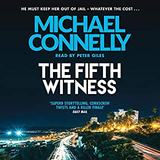 The Fifth Witness cover art