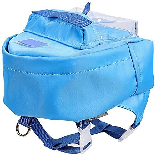 ZFQZKK Mochila auto-mochila para mascotas, chaleco de mochila lindo para viajar al aire libre Senderismo Camping Daily Walking, Bolsa de auto-uso de la mascota para perros y gatos portador de perro pe