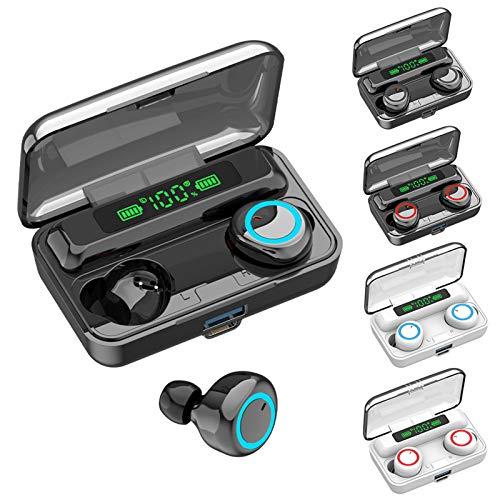 LVOD 2021 Fones de ouvido Bluetooth Fone de ouvido sem fio com cancelamento de ruído à prova d'água