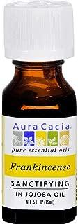 Aura Cacia, Oil Frankincense In Jojoba, 0.5 Fl Oz
