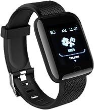 Slimme armband Slim horloge Gezondheid Bloeddrukmeting Trackbeweging IP67 Waterdicht Gezondheid Polshorloge