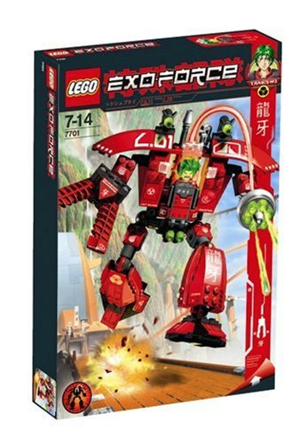 レゴ (LEGO) エクソ・フォース グランドタイタン 7701