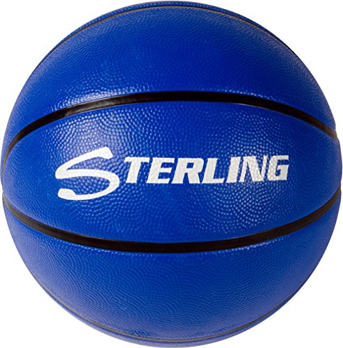 Best Buy! Sterling Premium Superior Grip Royal Blue Junior Size 5 Rubber Basketball