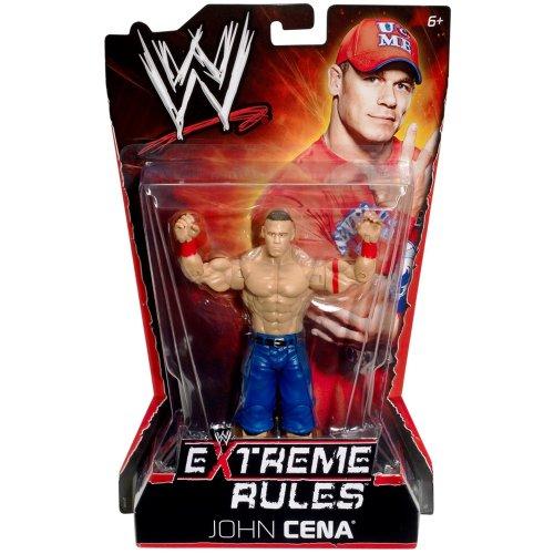 John Cena Figurine WWE Extreme Rules V1270