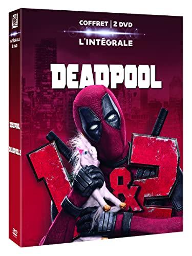 Deadpool 1 + 2 [Francia] [DVD]