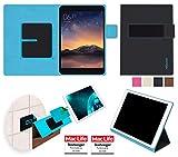 reboon Hülle für Xiaomi Mi Pad 2 Tasche Cover Case Bumper   in Schwarz   Testsieger