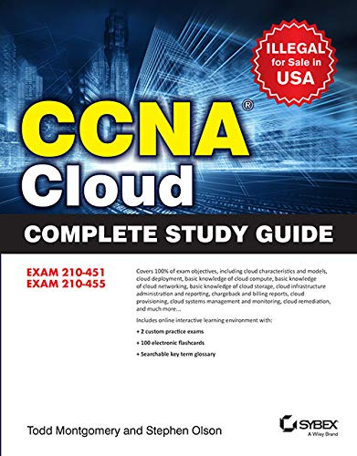 Download Ccna Cloud Complete Study Guide: Exam 210   451, Exam 210   455
