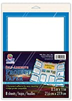 Pacon Project Paper Craft Paper, Blue (2005)