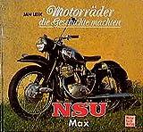 Motorräder die Geschichte machten, NSU Max