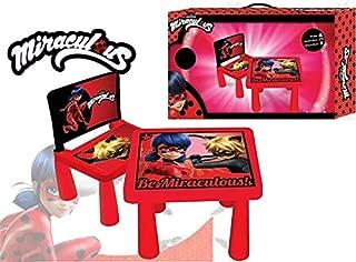 Miraculous Set Chair Table  Multicolour