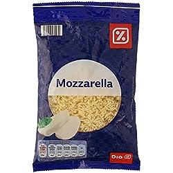 DIA - Queso Rallado Mozzarella Bolsa 200 Gr