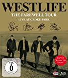 Westlife: The Farewell Tour - Live at Croke Park Blu-ray (BBC) - Westlife