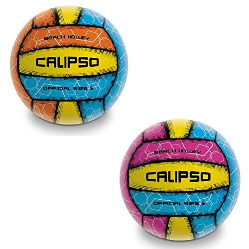 Mondo 13998 Pro Action - Ballon de Beach-Volley en Cuir