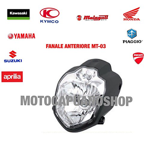 Originele koplampen voor Yamaha MT-03 660 2006 2007 2008 2009 2010