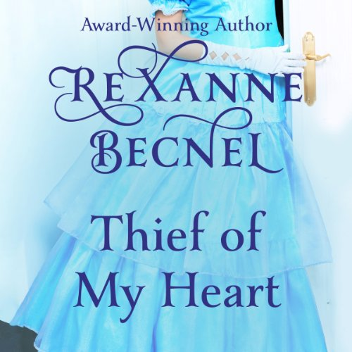 Thief of My Heart audiobook cover art