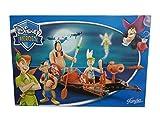 Disney Heroes Peter Pan - Figuras Indios en Barcaza (22210)