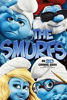 Movie Posters The Smurfs - 27 x 40
