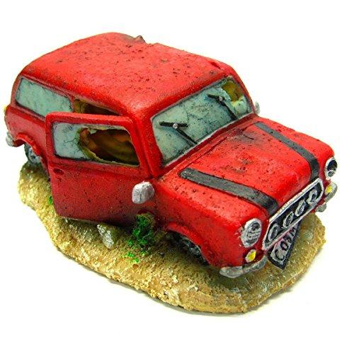 CORISRX BEST OF YOUR LIFESTYLE Car Bubbles 5.7x3.4x2.8 Aquarium Ornament Decoration - Fish Tank Air Stone