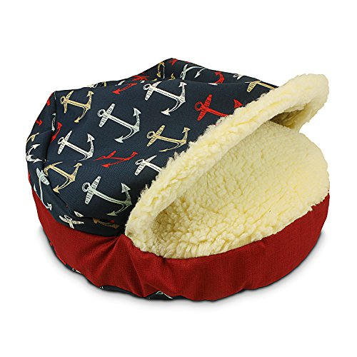 Snoozer Pet Products – Luxury Cozy Cave Dog Bed – Wag Collection |...