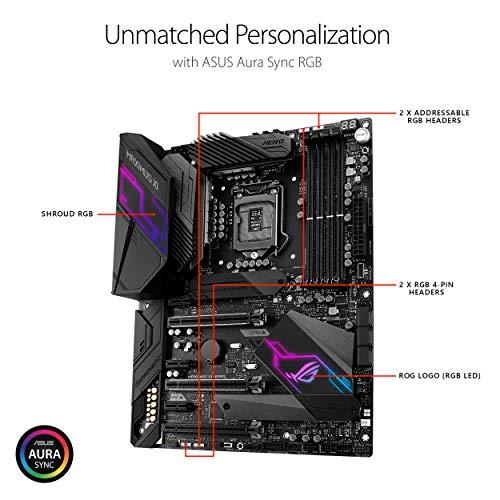 Build My PC, PC Builder, ASUS ROG Maximus XI Hero