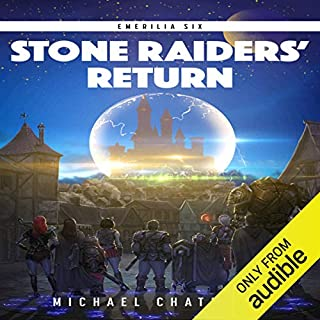 Stone Raiders' Return cover art