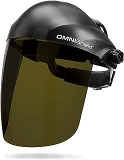 Lincoln Electric OMNIShield Professional Face Shield | Shade 3 IR Lens | Premium Headgear | K3753-1