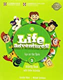 Life Adventures Level 1 Activity Book with Home Booklet and Online Activities: Fun on the Farm