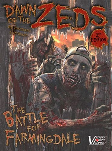 Dawn of the Zeds by Victory Point Games