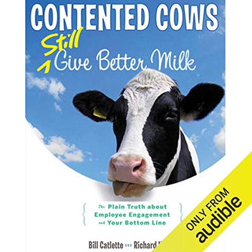 Contented Cows Still Give Better Milk, Revised and Expanded copertina