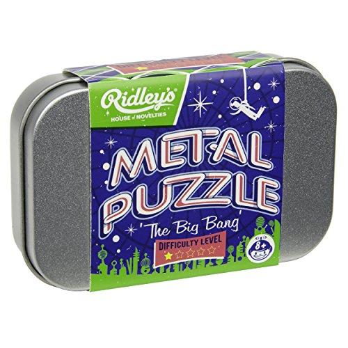 Ridley de rid168 Utopia Big Bang Puzzle en métal