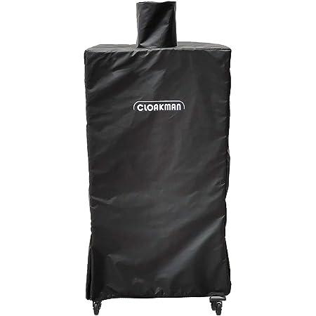 Cloakman Premium Heavy-Duty Smoker Cover for Pit Boss 4 Series Vertical Pellet Smoker 73040