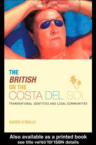 The British on The Costa Del Sol