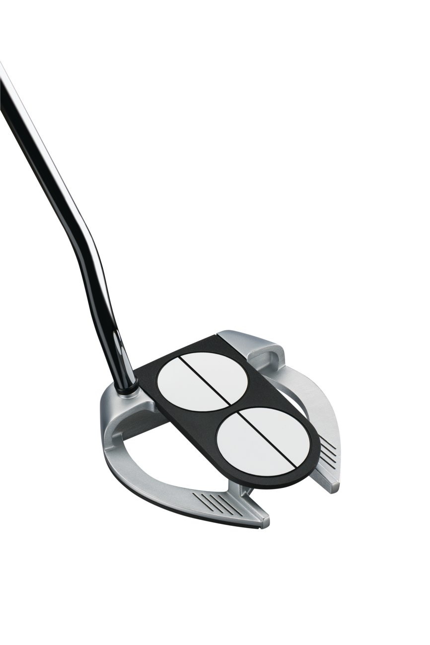 Product Image 4: Odyssey Golf Men's Lined Versa with Superstroke Grip Works 2-Ball Fang Putter