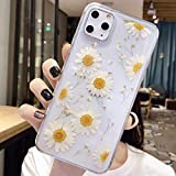 Tybaker iPhone 11 Case Mobile Phone Case Dried Flowers
