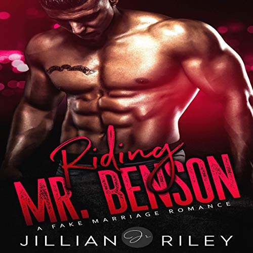 Riding Mr. Benson audiobook cover art