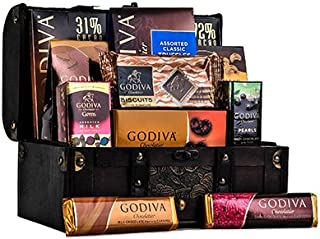 Godiva Dark & Distinctive Gift Basket