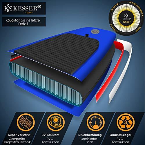 Kesser SUP Board Aqua / Limit / Vario - 3