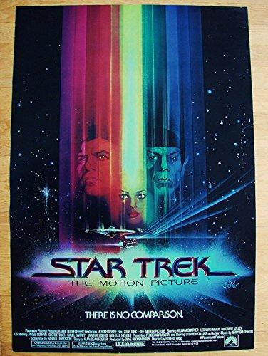 Poster STAR TREK Filmplakat Format 69 x 100 cm Original von 1994