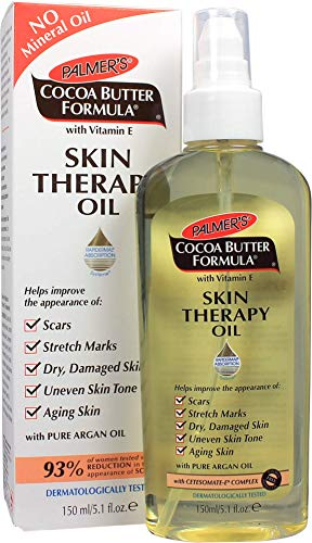 Palmer's Cocoa Butter Formula Skin Therapy Moisturizing Body Oil with Vitamin E...