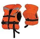 Jobe 3XS-2XS Kinder- und Jugendrettungsweste Comfort Boating Orange YouthVest 100 Newton Rettungsweste