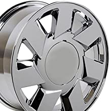 Best 17 inch chrome cadillac rims Reviews