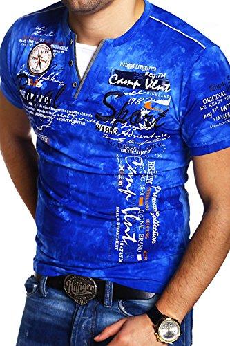 MT Styles 2in1 T-Shirt P-CAROY R-2878 [Blau, L]