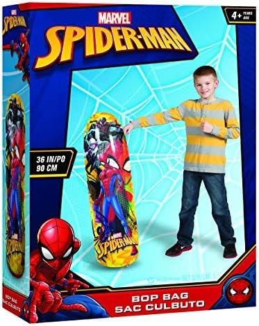 Hedstrom Marvel Spider Man 36 Bop Bag Multicolor product image